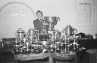 National Champions Of Kerry Trophies