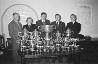 Kerry National Championship Trophies