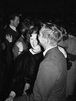 26th January 1956; Couples Dancing At The Abbeydorney Ploughing Dance.