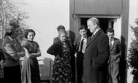 Eamonn De Valera Visit To Lawlor's