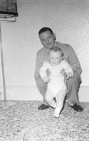 Norman McCann And Child