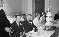 Parker/Mangan Wedding