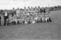 The John Mitchels Senior Football Team
