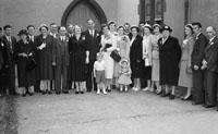 Benners/Milword Wedding