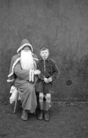 A Santa Visit to Kileenagh National School