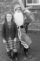 A Santa Visit to Castledrum National School