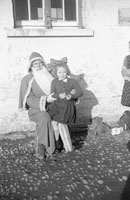 A Santa Visit to Drumcurra National School