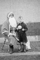 A Santa Visit to St. Declan's National School