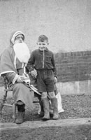 A Santa Visit to St. Declan's National School
