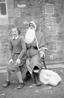 A Santa Visit to Tubrid National School
