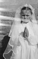 First Holy Communion Day in Dingle