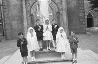 Communion Day in Ballyduff