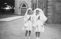 Communion Day in Ballyduff