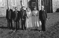 A Photo of a Wedding