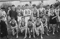Munster Championship Cross-Country Race