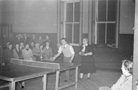 A Table Tennis Tournament