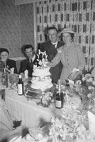 A Wedding Reception