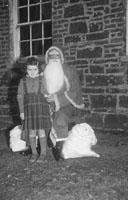 Santa School Visit
