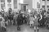 Santa Visit a Convent School
