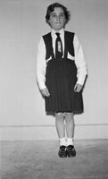 A Photo of an Irish Dancer