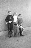 A Santa Visit to Knocknalougha National School