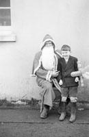 A Santa Visit to Lisselton National School