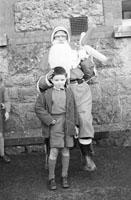 A Santa Visit to a Convent School
