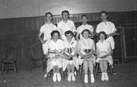 Badminton in the KPH