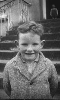 A Boy On Ashe Street