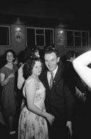 28th October 1962; People enjoying the night at a dance which took place in Ballymacelligott.