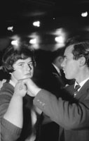 4th November 1962; People enjoying the night at a dance which took place in Ballymacelligott.