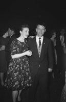 29th January 1962; People enjoying the night at a dance which was held in Abbeydorney.