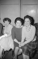 4th February; People enjoying themselves at a dance which took place at the CYMS in Tralee.