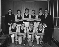 St Brendans Basketball Team
