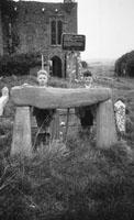 An Ogham Stone