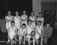 Tralee Town Basketball League Final