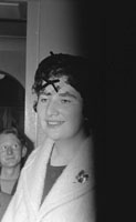 3rd September 1962; A photo taken at the Rose Of Tralee selection night which was held at the Ashe Memorial Hall in Tralee. The Dublin Rose was crowned the winner.