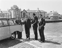 Taxi Car In Valentia