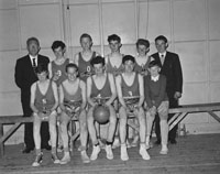 St Brendan's Basketball Team