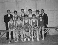St Brendan's Basketball Team