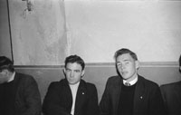 13th December 1962; A photo taken at a dance which took place in Ardfert.