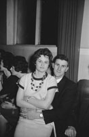 15th December 1962; People enjoying the night at the CIE Social which took place at the Hotel Manhattan.