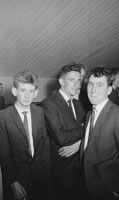21st October 1962; People enjoying the night at a dance which took place in Lixnaw.