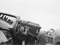 The Funeral Of Maurice McCarthy