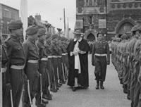 Cardinal Browne Visits Tralee
