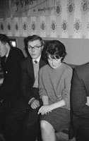 23rd December 1962; People enjoying the night at a dance which took place in Ballymacelligott.