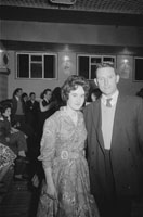 10th October 1962; People enjoying the night at a dance which took place in Ballymacelligott. Music at the dance was provided by the Rhythm Aces Showband.