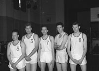 Antrim Basketball Team
