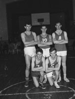 Kerry Basketball Team