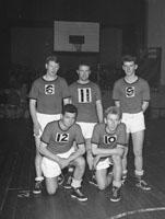 The Connaught Basketball Team